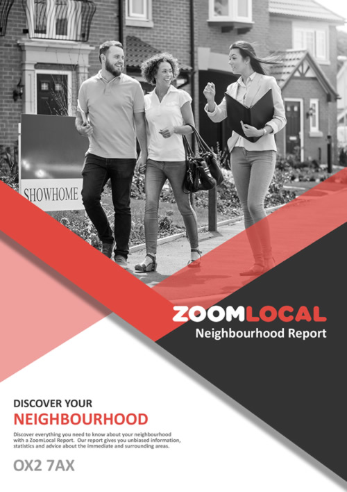Homebuyer's Neighbourhood Report
